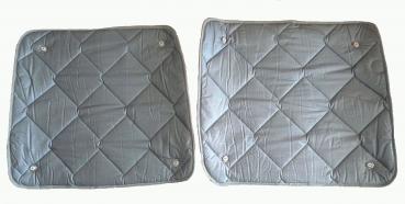Thermomatten Caddy Mitte ohne Schiebefenster Premium 2003 - 02/2020
