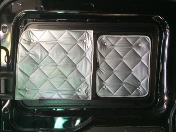 thermomatten ford transit gro schiebefenster beifahrerseite ab bj 2015. Black Bedroom Furniture Sets. Home Design Ideas
