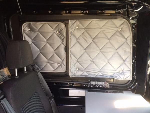 thermomatten ford transit gro schiebefenster fahrerseite ab bj 2015. Black Bedroom Furniture Sets. Home Design Ideas